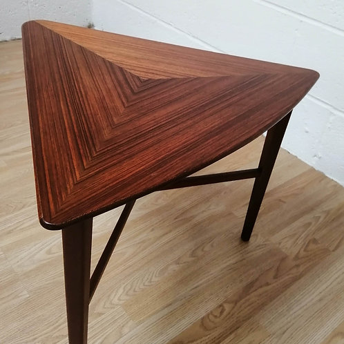 1960s G plan Triangular Table