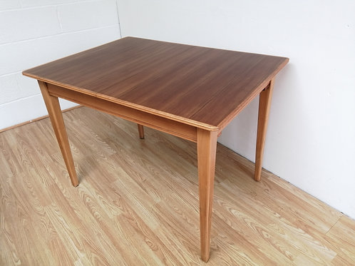 Mid-Century Gordon Russell Walnut Dining Table