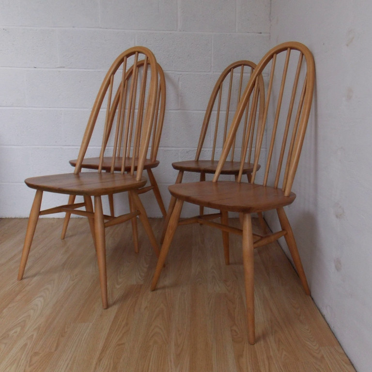 Ercol Quaker Dining Chairs