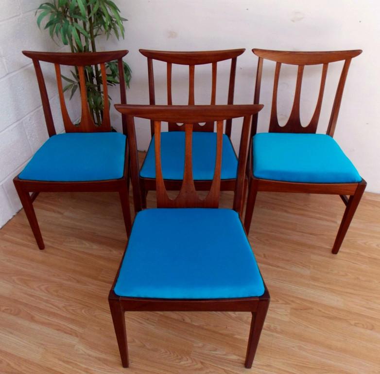 G plan Brasilia Dining Chairs