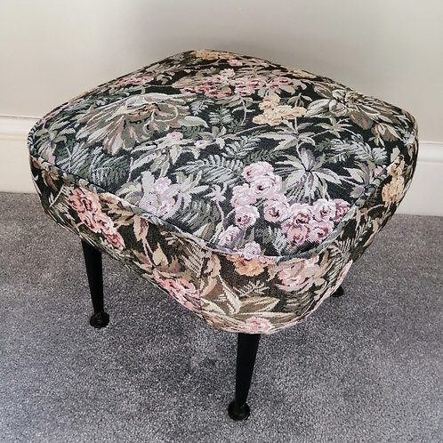 Mid-CenturyDressing Table or Foot Stool