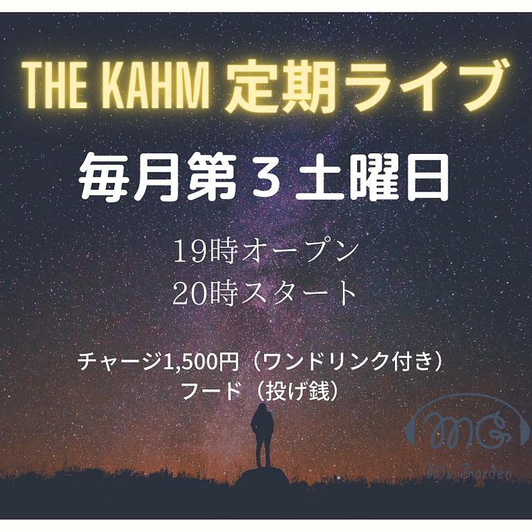 THE KAHM定期ライブ