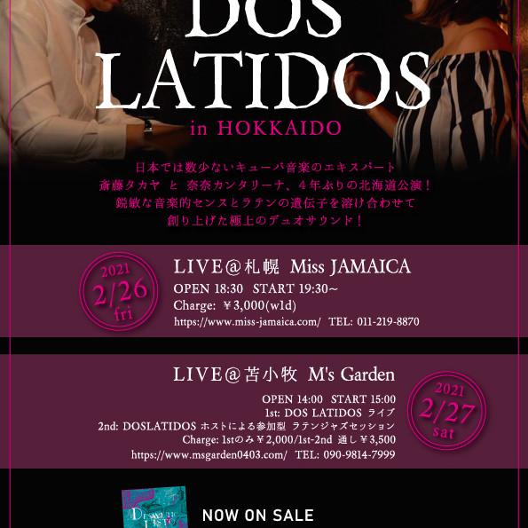 DOS LATIDOS in HOKKAIDO