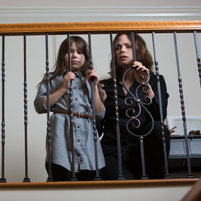 《寂靜夜》:面對家中的不速之客  母女該如何逃出生天