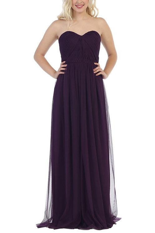 Transition Bridesmaid Dress
