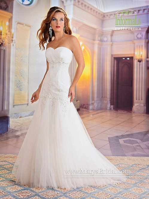 Mary's Bridal Informal 2551