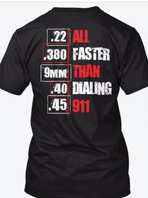 Caliber Unisex T shirt