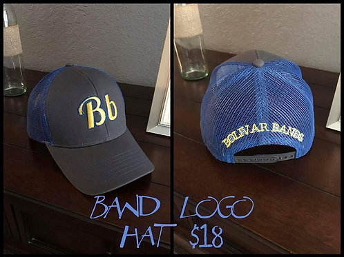 BolivarBands Logo Hat