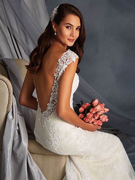 Alfred Angelo 2547 Signature Low Back