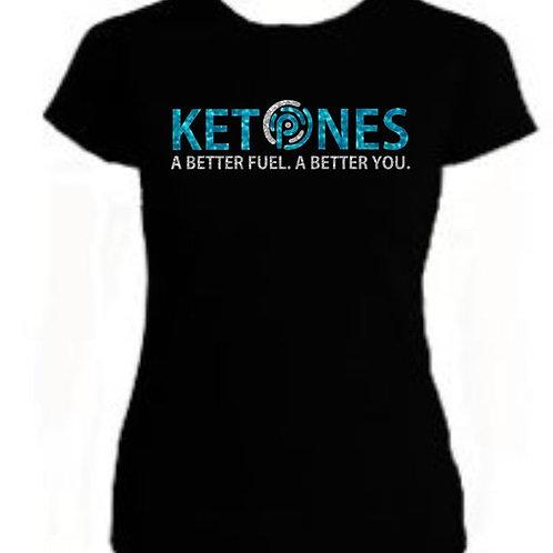 Ketones Glitter TShirt