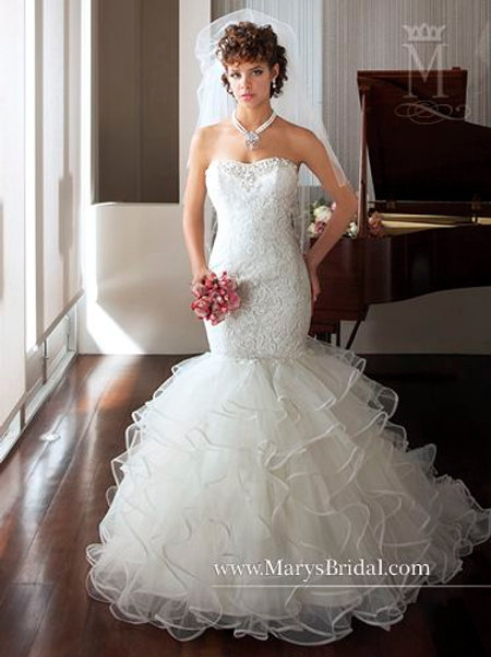 Mary's Bridal Informal 6289