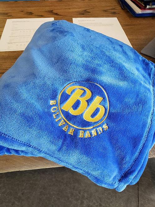 BolivarBands Mink Blanket