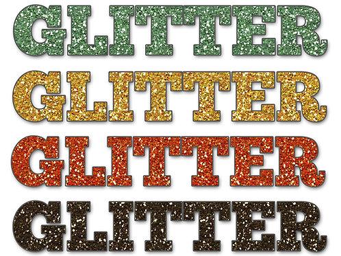 Add Glitter to a Design
