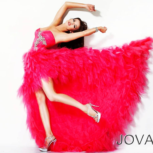 Jovani Couture High Low