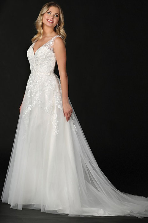 "Enchanted Ball Gown ""Lisa"""