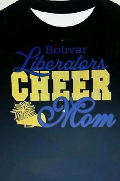 Cheer Mom T Shirt