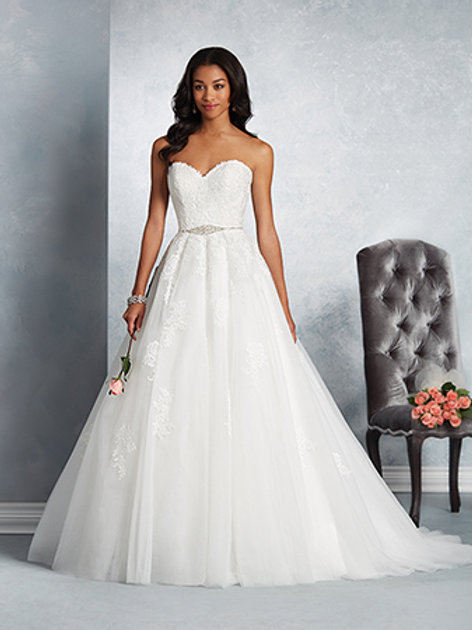 Alfred Angelo 2604 Exclusive