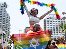 Want to Support LGBTQIA+ Rights, My Hollywood Friends? Start by Supporting Israel.