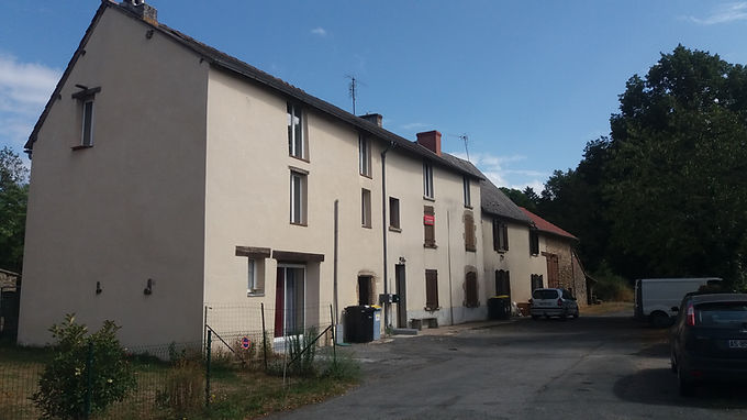 For sale two terraced houses ~ A vendre deux maisons mitoyennes