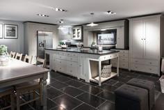 Neptune Suffolk Kitchen Dove Grey