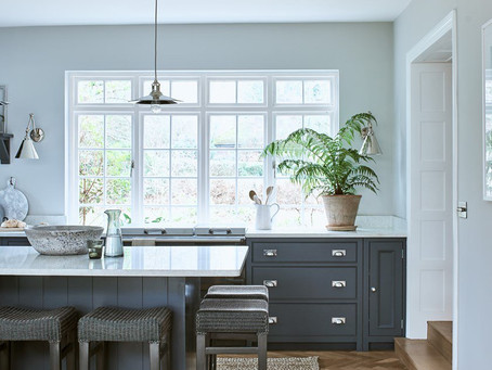Vivienne & her Chichester kitchen and laundry room