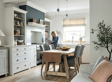 Ali & her Suffolk kitchen