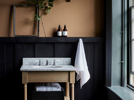 Building a beautiful bathroom