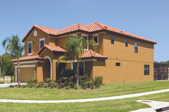 Luxury holiday homes Florida U.S.A.