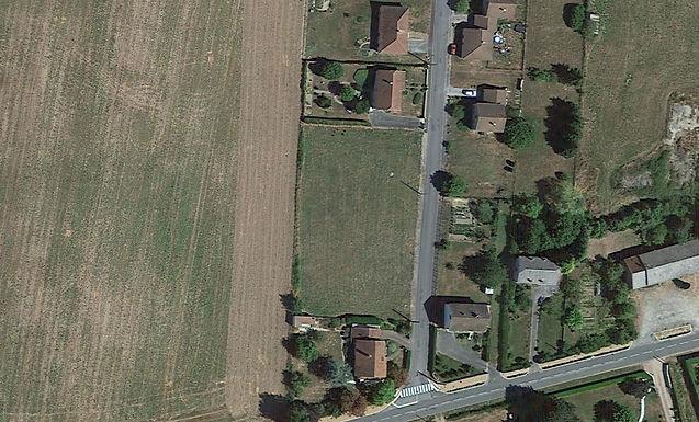 For Sale plots of land with building permit - A Vendre parcelles de terrain avec permis de construire