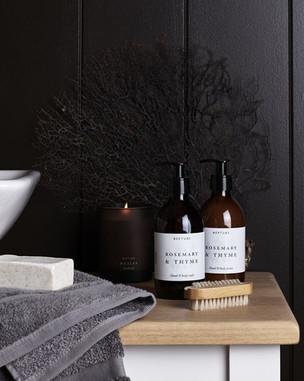 Rosemary & Thyme Bath & Body Wash Range