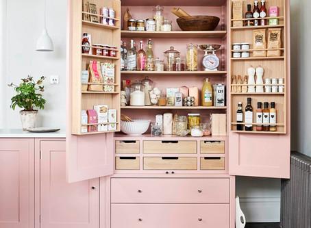 Tips for kitchen cupboard organisation