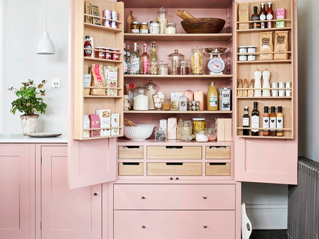 Tips for kitchen cupboard organisation