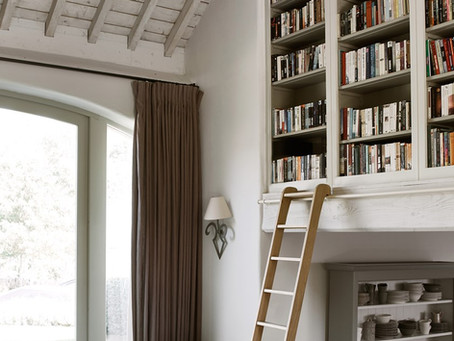 A tale of three bookcases