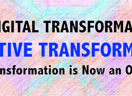FROM DIGITAL TRANSFORMATION TO COGNITIVE TRANSFORMATION