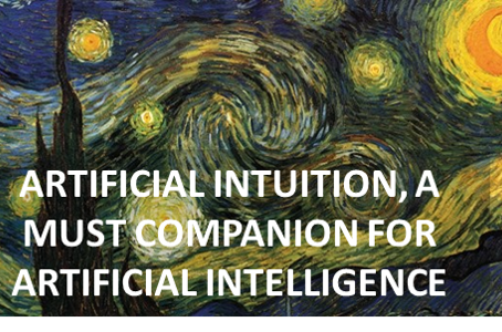 ARTIFICIAL INTUITION, A MUST COMPANION FOR ARTIFICIAL INTELLIGENCE: An Application to Estimate Share