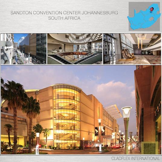 Sandton Convention Center Johannesburg S