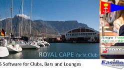 Africa's leading yacht club sets sail with Ankerdata - Royal Cape Yacht Club