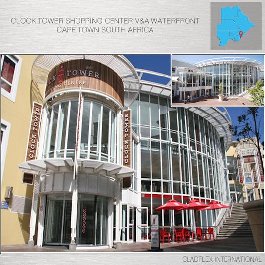 Clock Tower Shopping Center VA Waterfron