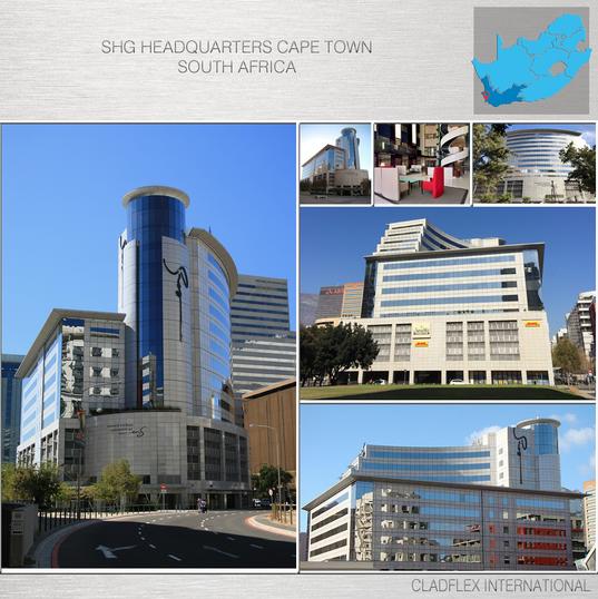 SHG Corporate HQ Cape Town South Africa