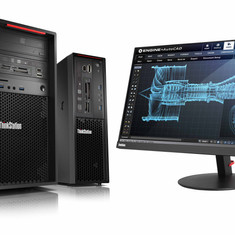 Lenovo Makes Pro Virtual Reality More Accessible With the ThinkStation P320 at Develop3D Live