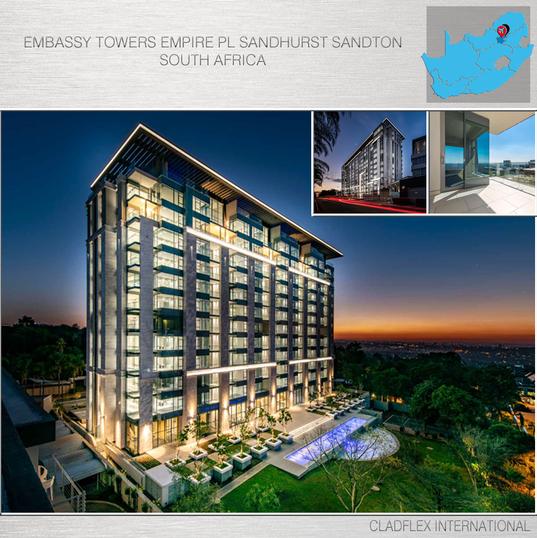 Embassy Towers Sandhurst Sandton south a