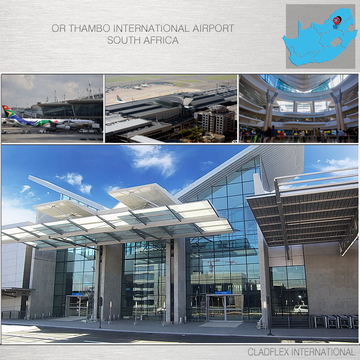 OR THAMBO INTERNATIONAL AIRPORT TERMINAL