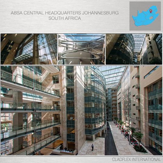 ABSA Central Headquarters Johannesburg1.