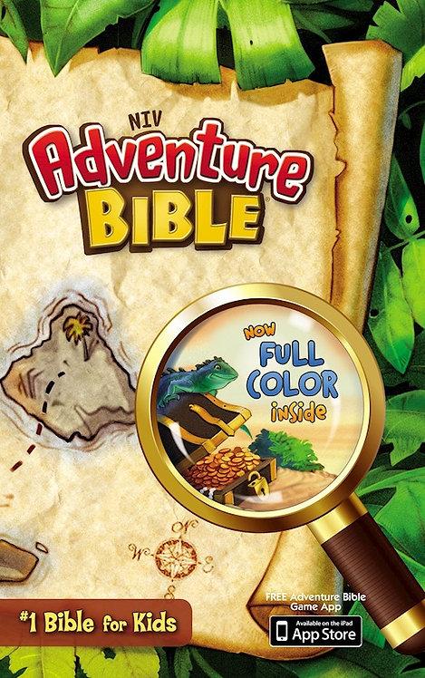 NIV Adventure Bible - Hardcover
