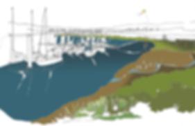 Envisioning the tidelands