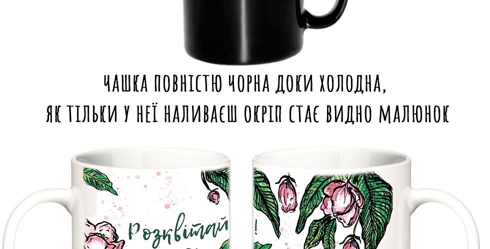 Magic cup моя Розквітай