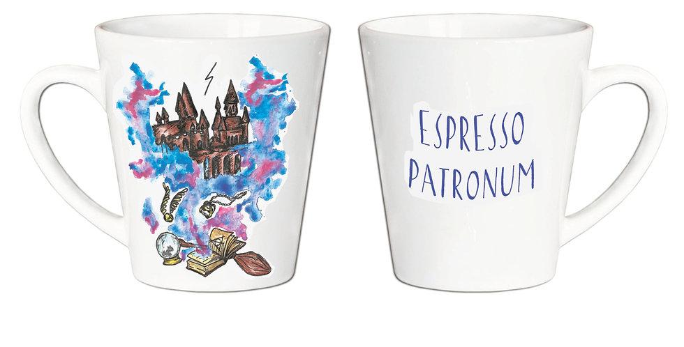 "Чашка Латте ""Гарри Поттер"""
