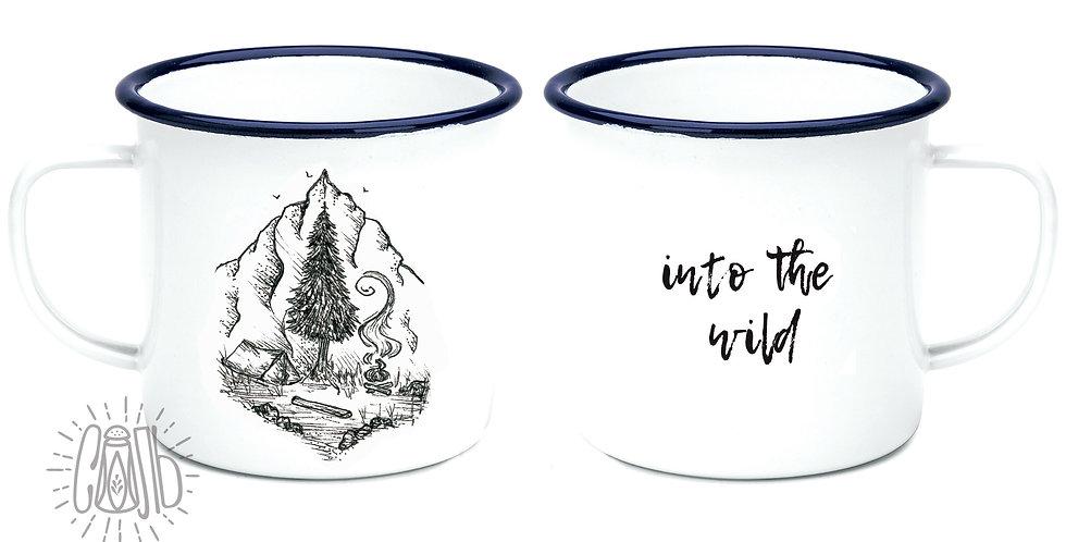 """Кружка """"Into the wild"""""""