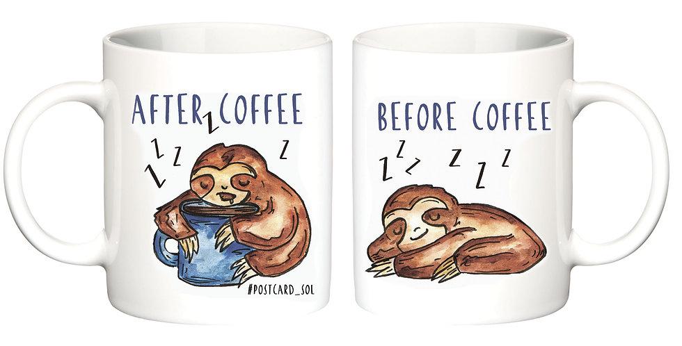 """Чашка """"Магія кави"""""""