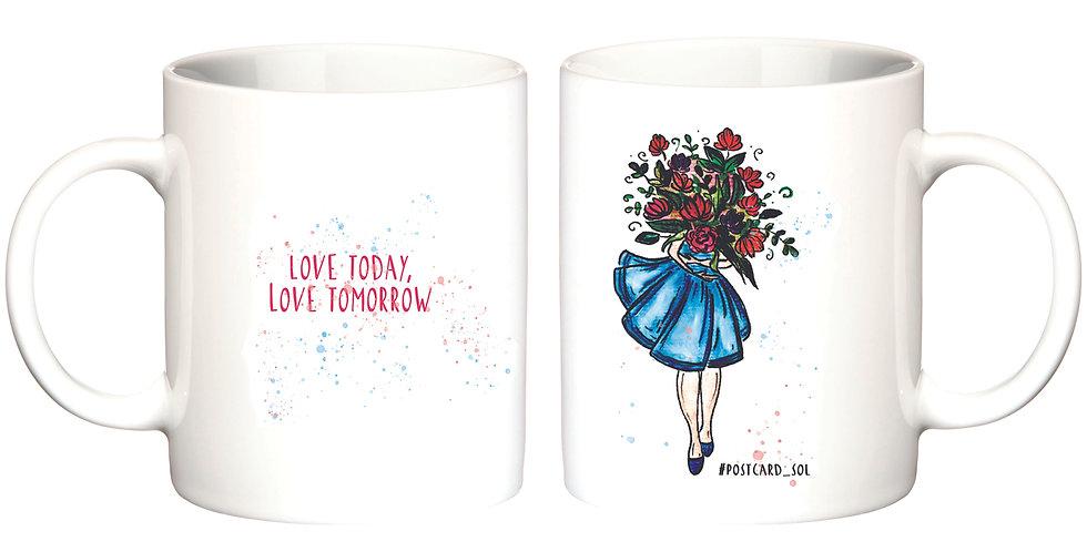 "Чашка ""Кожен день- любов"""
